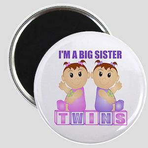 I'm A Big Sister (PGG:blk) Magnet