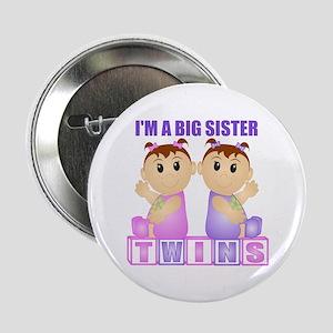 I'm A Big Sister (PGG:blk) Button