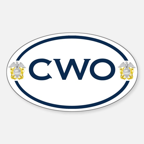 CWO Decal