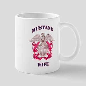 Pink Mustang Wife 2 Mug