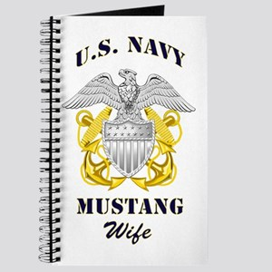 Navy Mustang Wife Journal