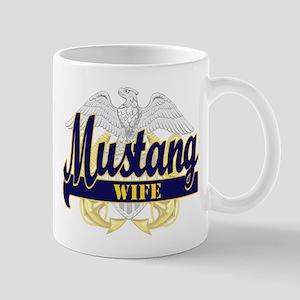Collegiate Mustang Wife Mug
