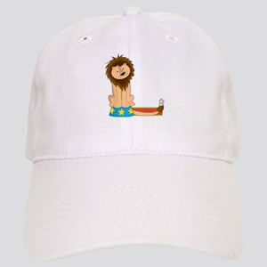Animal Alphabet Lion Cap