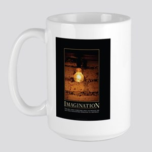 Imagination Large Mug