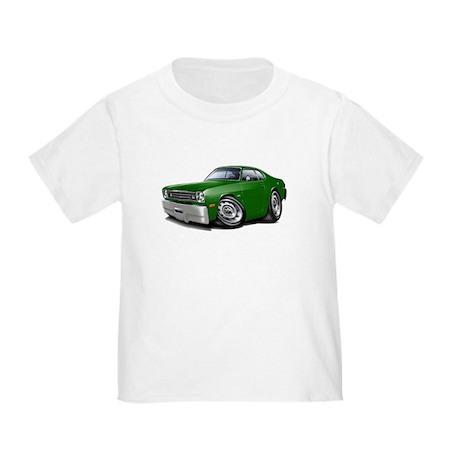 Duster Green Car Toddler T-Shirt