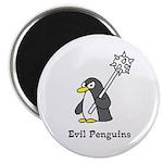Evil Penguins Magnet