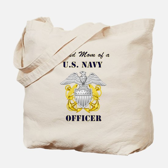 Officer Mom Tote Bag