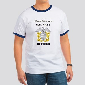 Officer Dad Ringer T