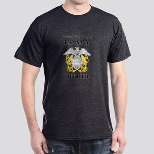 Officer Dad Dark T-Shirt