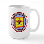 USS ALBUQUERQUE Large Mug