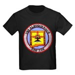 USS ALBUQUERQUE Kids Dark T-Shirt