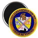 USS ALEXANDRIA Magnet