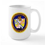 USS ALEXANDRIA Large Mug