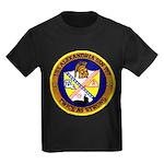 USS ALEXANDRIA Kids Dark T-Shirt