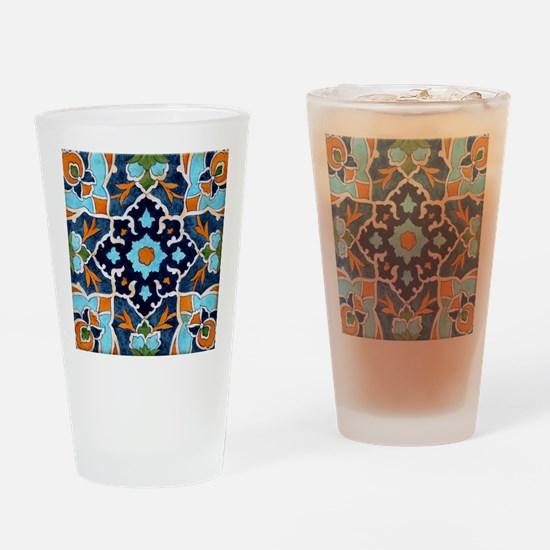 Cute Morocco Drinking Glass
