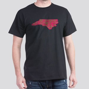 NC Cities Dark T-Shirt