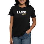 Lance 2010 Women's Dark T-Shirt