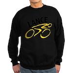 Lance for 8 Sweatshirt (dark)