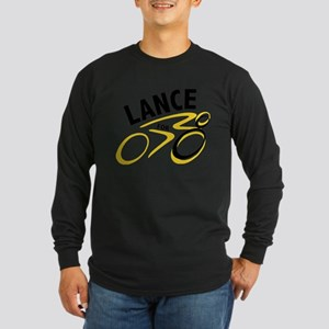 Lance for 8 Long Sleeve Dark T-Shirt