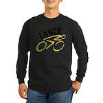 Lance for 8 Long Sleeve Dark T-Shirt