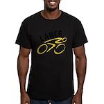 Lance for 8 Men's Fitted T-Shirt (dark)