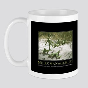 Micromanagement Mug