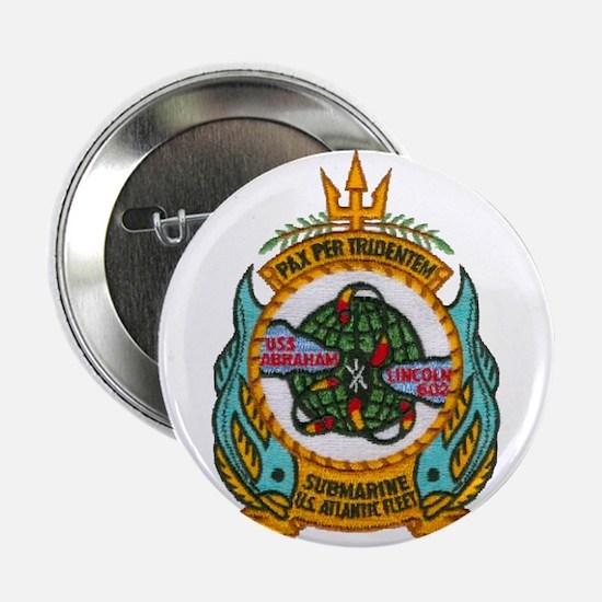 "USS ABRAHAM LINCOLN 2.25"" Button"