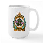 USS ABRAHAM LINCOLN Large Mug