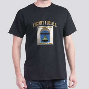 Riverside County Libertarian Dark T-Shirt