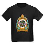 USS ABRAHAM LINCOLN Kids Dark T-Shirt