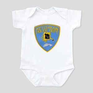 Ketchikan Police Infant Bodysuit