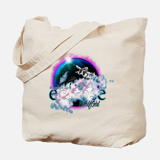 Twilight Eclipse WolfGirl Tote Bag