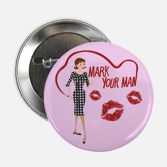 "Mad Men Peggy 2.25"" Button"