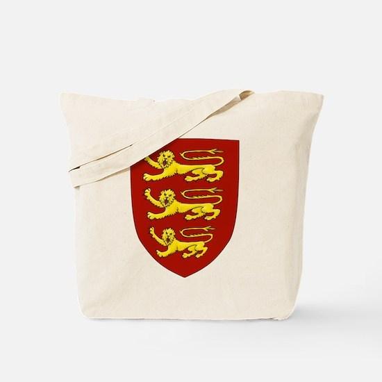 Lionheart Shield Tote Bag
