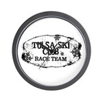 Tulsa Ski Club Wall Clock