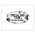 Tulsa Ski Club Small Poster
