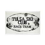 Tulsa Ski Club Rectangle Magnet (10 pack)