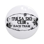 Tulsa Ski Club Ornament (Round)