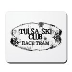 Tulsa Ski Club Mousepad