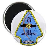USS ARCHERFISH Magnet