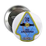 "USS ARCHERFISH 2.25"" Button"