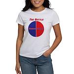Half The Battle Women's T-Shirt