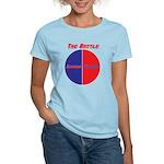 Half The Battle Women's Light T-Shirt