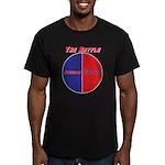 Half The Battle Men's Fitted T-Shirt (dark)