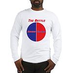 Half The Battle Long Sleeve T-Shirt