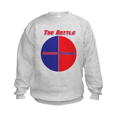 Half The Battle Sweatshirt