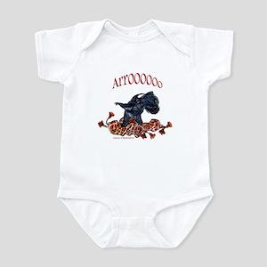 Arroo Scottish Terrier Infant Bodysuit