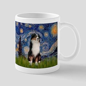 Starry/Australian Shep #2 Mug