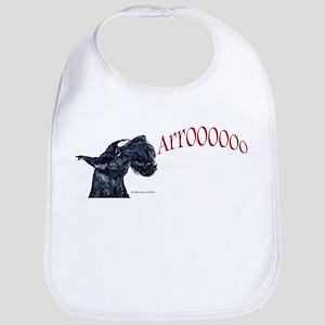 Arroo Scottish Terrier Bib