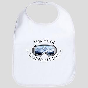 Mammoth - Mammoth Lakes - California Baby Bib